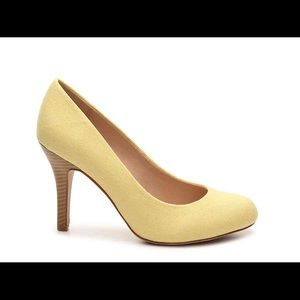 Yellow Kelly & Katie Coderno Pumps